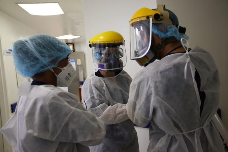 Este domingo confirmaron 254 muertes y 8.431 nuevos contagios en Argentina