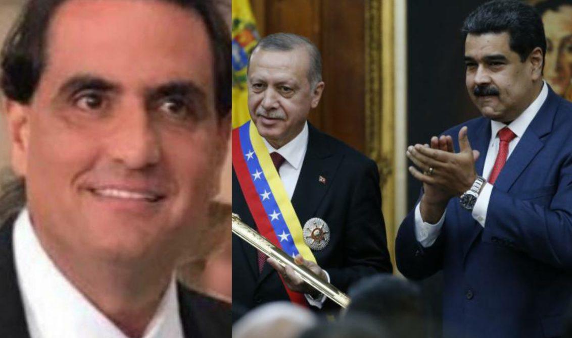 "Autorizan extradición a Estados Unidos de ""testaferro de Maduro"""