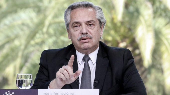 """""""Estoy haciendo lo que prometí en campaña"""", otra mentira de Alberto Fernández"""