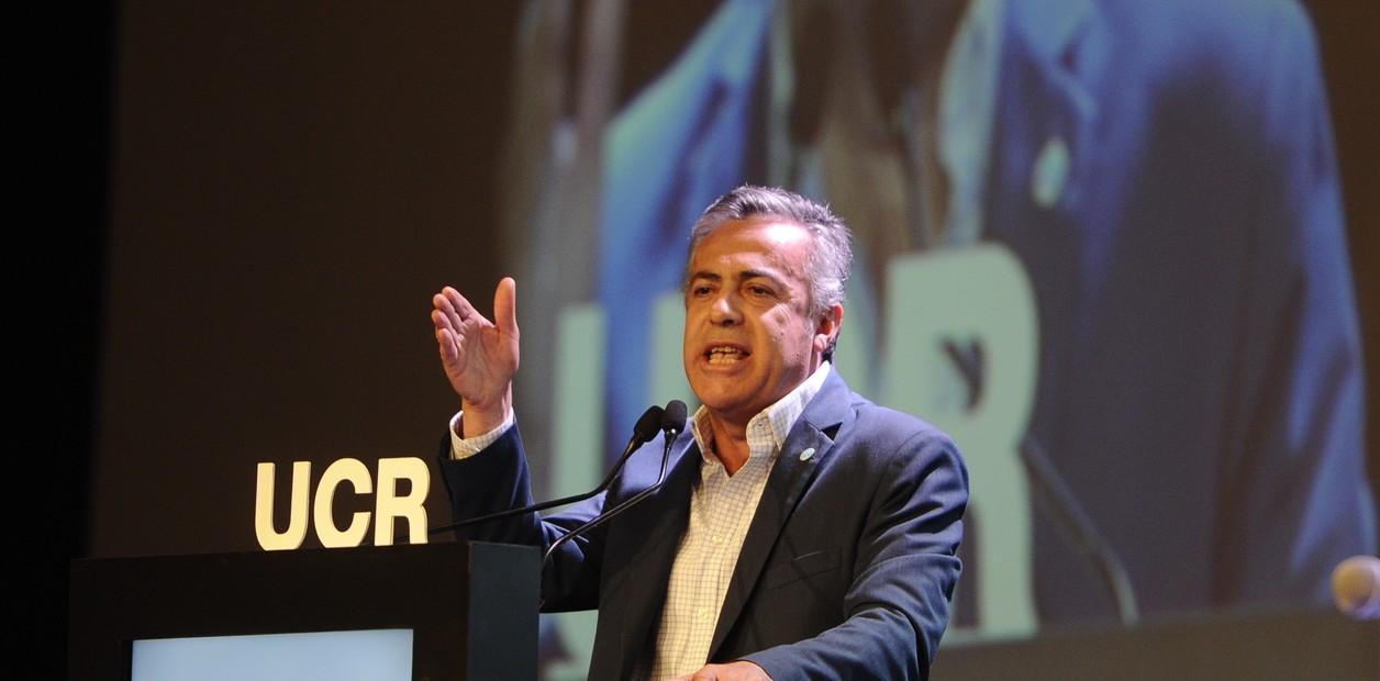 """Lo de Kiciloff contra Tandil """"es una canallada"""" dijo el presidente de la UCR"""