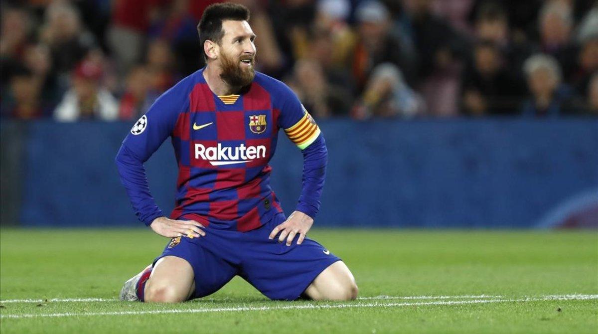 Messi y una nueva ilusión