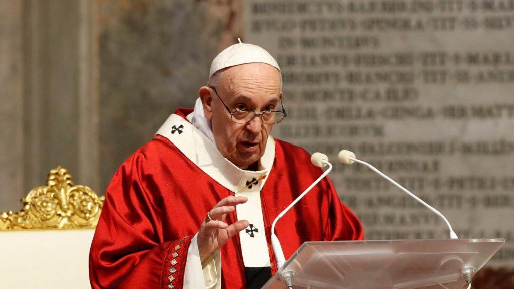 Papa Francisco: palabras inéditas pero poco cambio en la doctrina