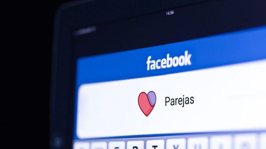Nuevo espacio para los que buscan pareja en Facebook