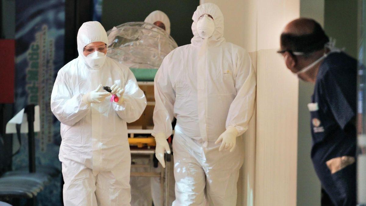 Con más de ocho mil casos vuelven a aumentar los contagios de coronavirus en el país