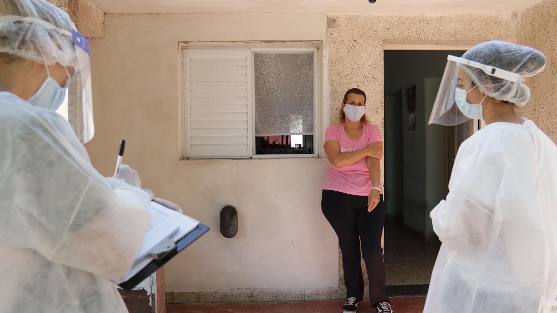 Confirman este lunes 184 muertes y 5.853 nuevos casos de coronavirus