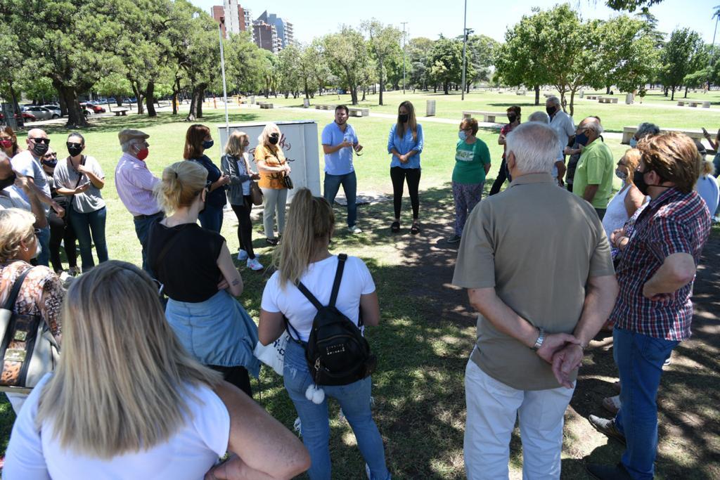 Rosario: Juntos por el Cambio eligió el diálogo para despedir el año con vecinos