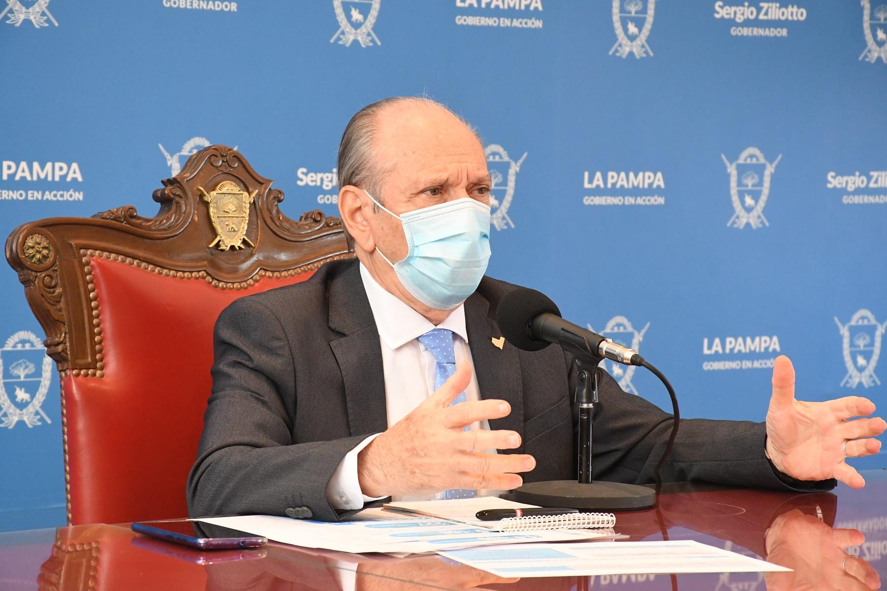 Martín Ardohain cuestionó al Ministro de Salud provincial
