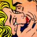 Beso V, de Roy Lichtenstein