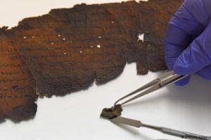 ¿Quién escribió los manuscritos del Mar Muerto? El análisis de escritura digital y la inteligencia artificial ofrecen nuevas pistas