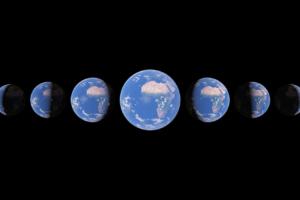 El tiempo vuela en la mayor actualización de Google Earth en años