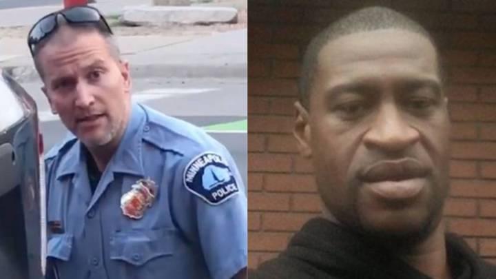 EEUU: un jurado declaró culpable al policía que mató a George Floyd