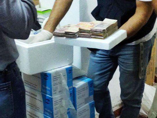 Santiago del Estero: cuatro detenidos por el robo de vacunas contra el Covid-19