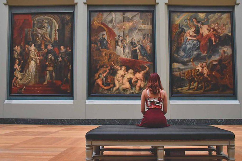 Haga un viaje a través de los mejores museos y galerías virtuales del mundo, sin salir de casa