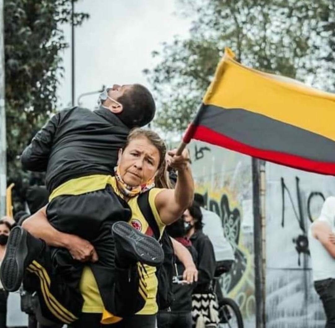 """""""O Colombia vence como lo hizo Chile, o alistamos las maletas como Venezuela"""", dijo Egling Meriño sobre la actualidad de su país"""
