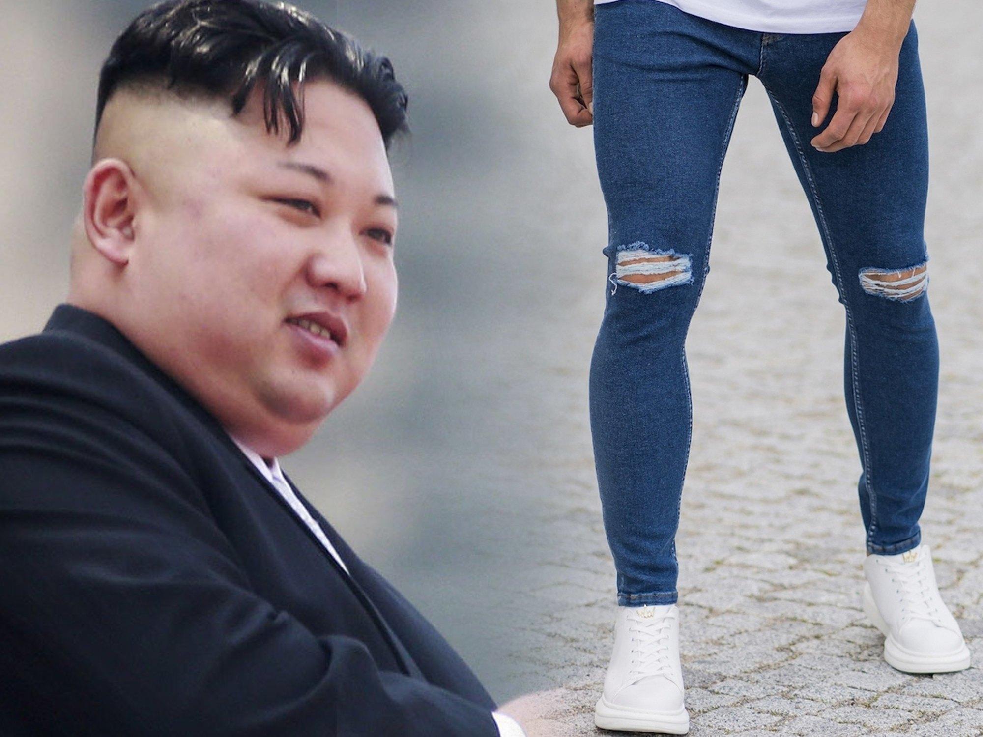 """Corea del Norte prohíbe usar """"chupines"""" y cortes de cabellos """"antisocialista"""""""