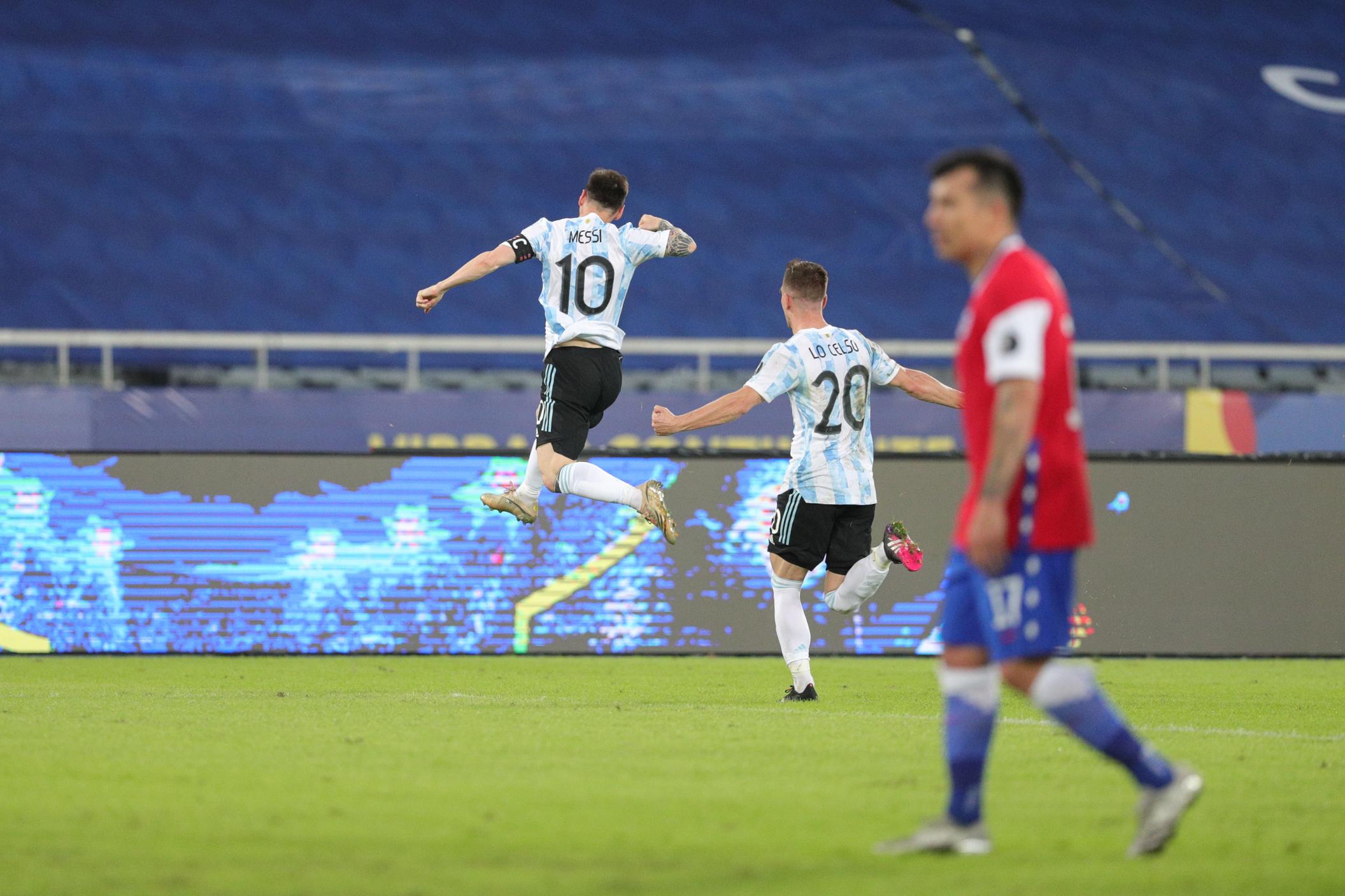 Copa América: Argentina logró un empate ante Chile, con sabor a poco