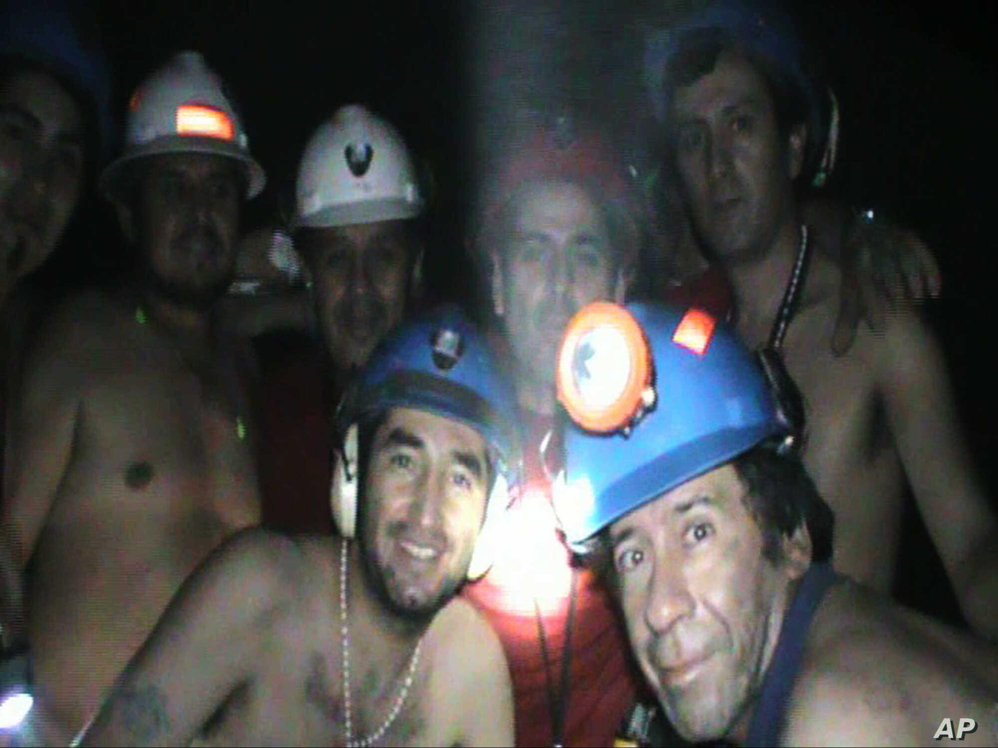 Chile: indemnizaran con U$S 55.000  a los mineros atrapados en 2010