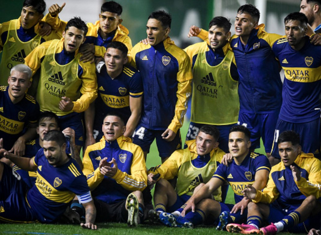 LPF: la reserva de Boca Juniors recibe a San Lorenzo