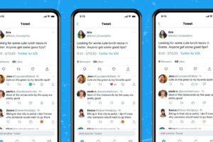 Twitter está probando los botones de voto a favor y en contra en los tweets