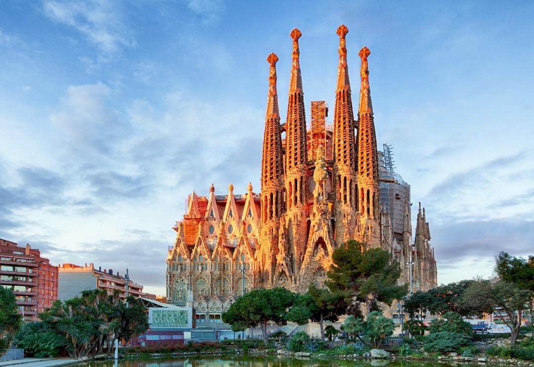 La Sagrada Familia, de Antoni Gaudí