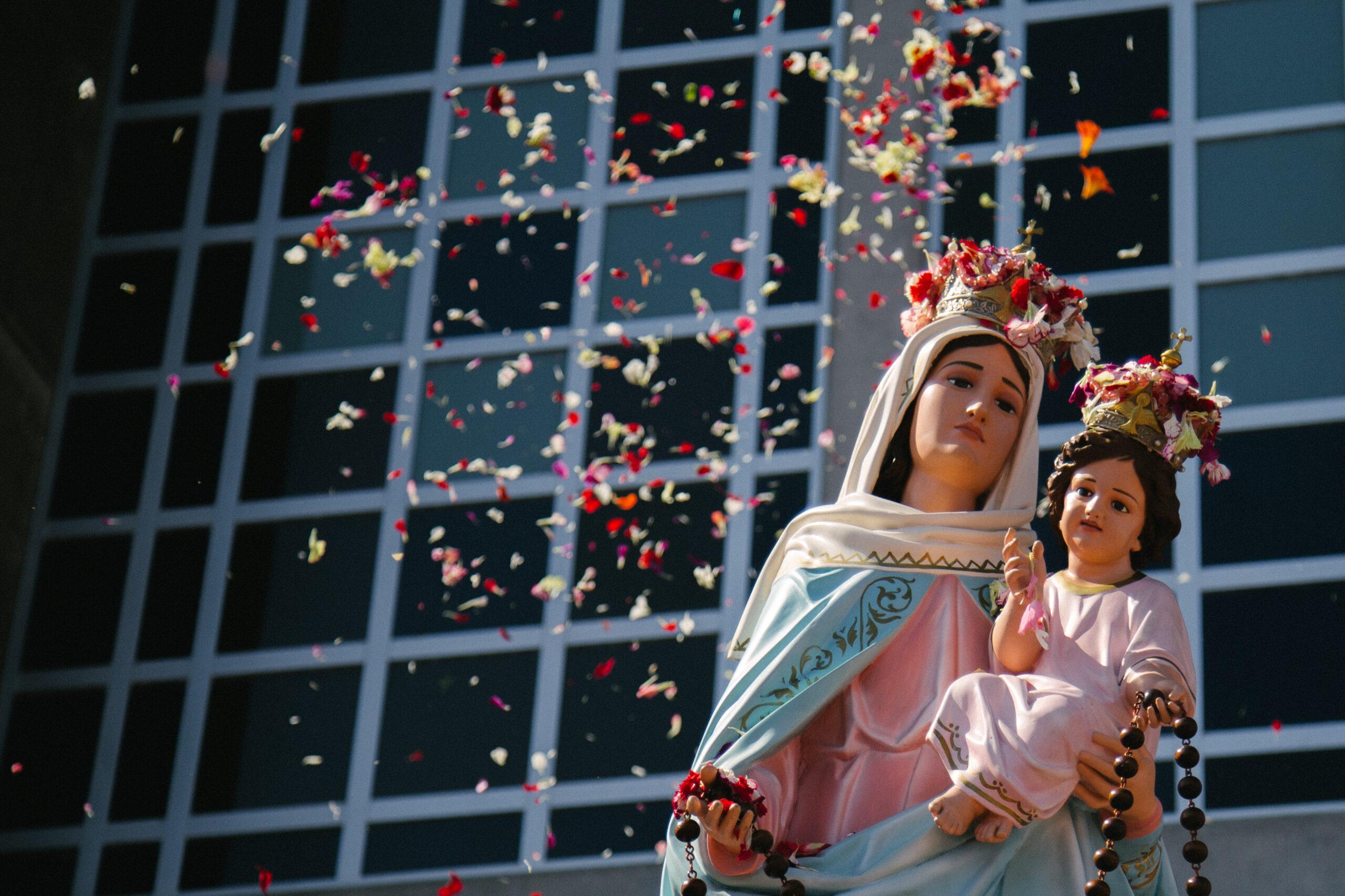 San Nicolás se renueva para celebrar otro aniversario de la Virgen