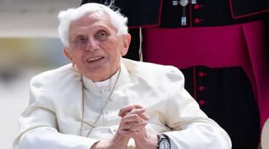 """Benedicto XVI: """"el matrimonio igualitario es una deformación de la conciencia"""""""