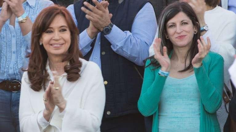 "AUDIO: la Diputada Fernanda Vallejos ""verdugueo"" al Presidente Alberto Fernández"